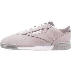 Reebok Classic EXOFIT LO CLEAN PW Tenisówki i Trampki powder grey/white. Białe tenisówki damskie marki Reebok Classic. W wyprzedaży za 356,15 zł.