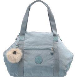 Kipling ART S Torba na zakupy dazz soft aloe. Niebieskie torebki klasyczne damskie Kipling. W wyprzedaży za 359,10 zł.