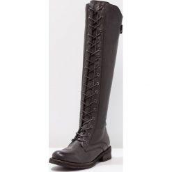 Felmini COOPER Kozaki sznurowane targoff. Czarne buty zimowe damskie Felmini, z materiału. Za 819,00 zł.