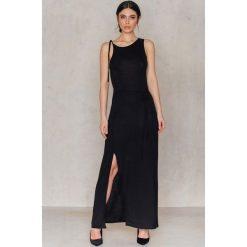 Długie sukienki: Cheap Monday Sukienka Echo - Black