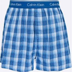 Calvin Klein Underwear - Bokserki (2-Pack). Niebieskie bokserki męskie marki Quiksilver, z materiału, sportowe. Za 139,90 zł.
