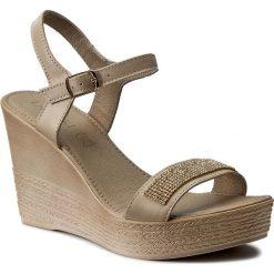 Sandały damskie: Sandały LASOCKI - 2024-02 Beżowy
