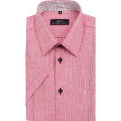 Koszula ARTURO 14-02-44. Czerwone koszule męskie marki Cropp, l. Za 149,00 zł.