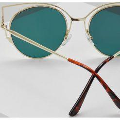 Okulary przeciwsłoneczne damskie: Jeepers Peepers Okulary przeciwsłoneczne yellow