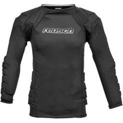 Bejsbolówki męskie: REUSCH Bluza męska CS 3/4 undershirt czarna r. M (35502)