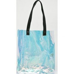 Tally Weijl - Torebka. Szare torebki klasyczne damskie marki TALLY WEIJL, z materiału, duże. W wyprzedaży za 59,90 zł.
