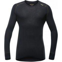Devold Koszulka Męska Wool Mesh Man Shirt Black L. Czarne koszulki turystyczne męskie Devold, l, z meshu. Za 295,00 zł.