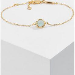 Biżuteria i zegarki: Dyrberg/Kern JETE  Bransoletka green