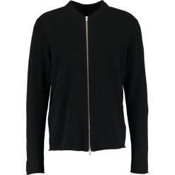 Swetry rozpinane męskie: Samsøe & Samsøe BLAIR ZIP Kardigan black