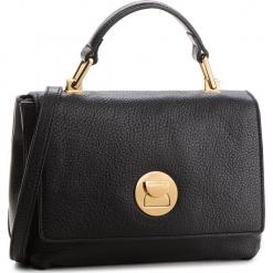 Torebka COCCINELLE - CD0 Liya E1 CD0 58 40 01 Noir/Noir 001. Czarne torebki klasyczne damskie Coccinelle, ze skóry, duże. Za 1149,90 zł.