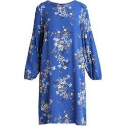 Cream BELLA DRESS Sukienka letnia galaxy blue. Niebieskie sukienki letnie marki Cream, z materiału. Za 379,00 zł.
