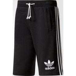 Adidas Spodenki męskie 3STRIPED FT SHORTS  czarne r.  L  (BR6972). Białe spodenki sportowe męskie marki Adidas, m. Za 189,90 zł.