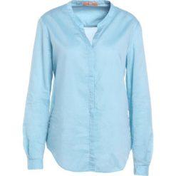 Bluzki asymetryczne: BOSS CASUAL EFELIZE Bluzka turquoise/aqua