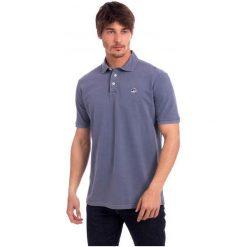 Polo Club C.H..A Koszulka Polo Męska L Niebieska. Niebieskie koszulki polo marki Polo Club C.H..A, l. W wyprzedaży za 179,00 zł.