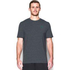 Under Armour Koszulka męska Sportstyle Left Chest Logo T-Shirt Graphite r. XL (1257616007). Szare t-shirty męskie marki Under Armour, z elastanu, sportowe. Za 70,00 zł.