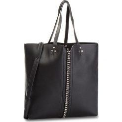 Torebka JENNY FAIRY - RC15344 Black. Czarne torebki klasyczne damskie Jenny Fairy, ze skóry ekologicznej. Za 99,99 zł.