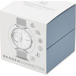 ZEGAREK SKAGEN CONNECTED SKT1100. Białe zegarki męskie Skagen, ze stali. Za 999,00 zł.