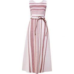 Sukienki hiszpanki: WEEKEND MaxMara DIMITRI Sukienka letnia sand