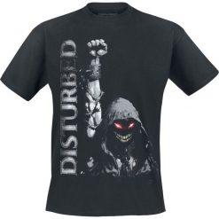 Disturbed Up Yer Fist T-Shirt czarny. Czarne t-shirty męskie z nadrukiem Disturbed, l, z okrągłym kołnierzem. Za 89,90 zł.