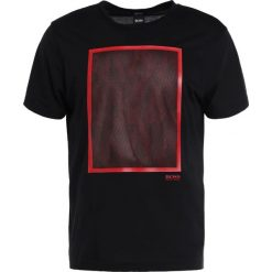 T-shirty męskie z nadrukiem: BOSS ATHLEISURE TEE Tshirt z nadrukiem black