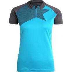 Zimtstern MALOUZ Koszulka sportowa caribbean. Niebieskie t-shirty damskie Zimtstern, xs, z poliesteru. W wyprzedaży za 209,30 zł.