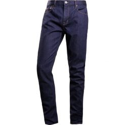 Current/Elliott SLIM FIT JEAN Jeansy Slim Fit dark blue denim. Niebieskie jeansy męskie Current/Elliott. W wyprzedaży za 471,60 zł.