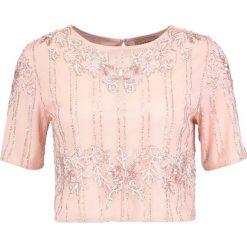 T-shirty damskie: Lace & Beads TRISH Tshirt z nadrukiem nude