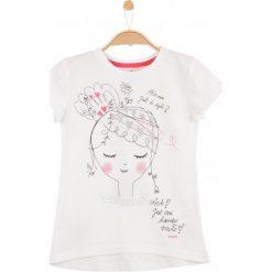 Sukienki dziewczęce z falbanami: Tunika dla dziewczynki