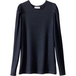 Bluzki asymetryczne: Bluzka z długim rękawem