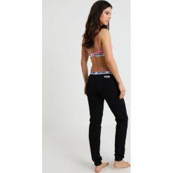 Piżamy damskie: Moschino Underwear BASIC FLEECE JOGGERS Spodnie od piżamy black