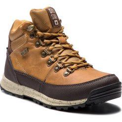 Trekkingi BIG STAR - BB274637 Camel. Brązowe buty zimowe damskie BIG STAR, z materiału. Za 179,00 zł.