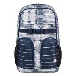 Roxy Damski Plecak Take It Slow J Dress Blues Chief. Szare plecaki damskie Roxy, eleganckie. W wyprzedaży za 167,00 zł.