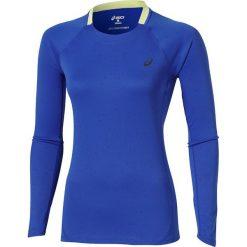Asics Koszulka Lite Show LS niebieska r. XS (132107 8091). Czarne koszulki sportowe męskie marki Asics, m. Za 103,16 zł.
