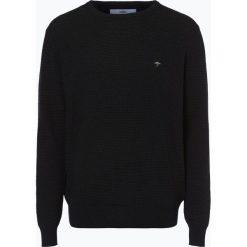 Fynch Hatton - Sweter męski, niebieski. Niebieskie swetry klasyczne męskie Fynch-Hatton, m, z bawełny. Za 349,95 zł.