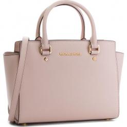 Torebka MICHAEL MICHAEL KORS - Selma 30S3GLMS2L  Soft Pink. Żółte torebki klasyczne damskie marki MICHAEL Michael Kors, ze skóry. W wyprzedaży za 1069,00 zł.