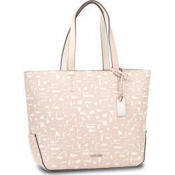 Shopper bag damskie: Torebka CALVIN KLEIN BLACK LABEL – Edit Medium Shopper K60K604072  910