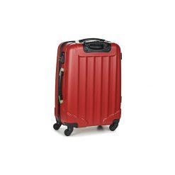 Walizki twarde David Jones  CHAUVETTA 69L. Czerwone walizki David Jones. Za 239,00 zł.