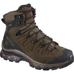 Buty trekkingowe damskie: Salomon Buty damskie Quest 4D 3 GTX W Teak/Tibetan Red r. 40 (402458)