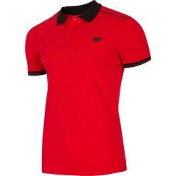 Koszulki polo: Koszulka polo męska TSM103 - czerwony