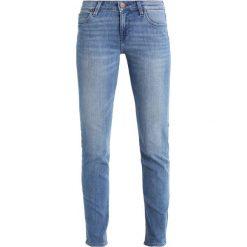 Lee ELLY Jeansy Slim Fit unplugged. Niebieskie jeansy damskie marki Lee, z bawełny. W wyprzedaży za 296,10 zł.