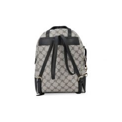 Plecaki damskie: Plecaki Blugirl  NERO GRACE
