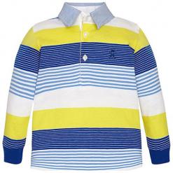 Koszulka polo w różnych kolorach. Szare t-shirty chłopięce marki Mayoral. W wyprzedaży za 57,95 zł.