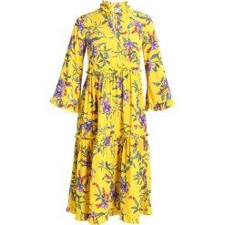 Długie sukienki: Moves BUANA Długa sukienka aspen gold