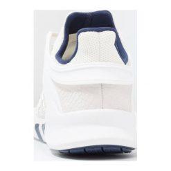 Adidas Originals EQT SUPPORT ADV  Tenisówki i Trampki chalk white/white. Białe tenisówki męskie adidas Originals, z materiału. W wyprzedaży za 349,30 zł.