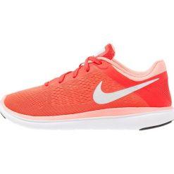 Nike Performance FLEX 2016 RUN  Obuwie do biegania startowe total crimson/white/paramount blue/bright crimson. Brązowe buty do biegania męskie Nike Performance, z materiału. W wyprzedaży za 188,30 zł.