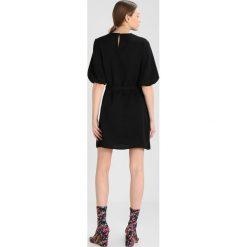 Sukienki hiszpanki: Gina Tricot MONIKA DRESS Sukienka letnia black