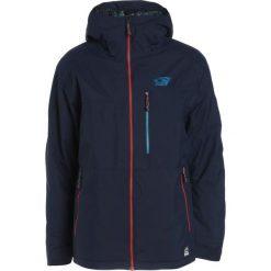 O'Neill EXILE JACKET Kurtka snowboardowa ink blue. Niebieskie kurtki narciarskie męskie O'Neill, m, z materiału. W wyprzedaży za 468,30 zł.