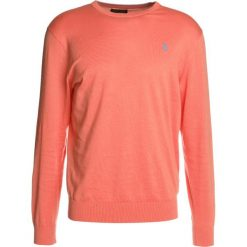 Golfy męskie: Polo Ralph Lauren Golf CREWNECK Sweter deep mango