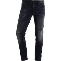 Calvin Klein Jeans SKINNY  Jeansy Slim fit mason blue denim. Niebieskie jeansy męskie relaxed fit marki Calvin Klein Jeans. W wyprzedaży za 389,35 zł.