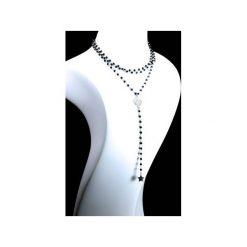 Naszyjniki damskie: Naszyjnik Spinel srebro
